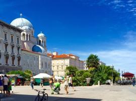 Smart Accomodation, Trieste