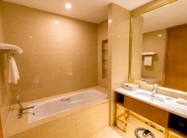 Zhenjiang Yinhong Business Boutique Hotel, Dantu