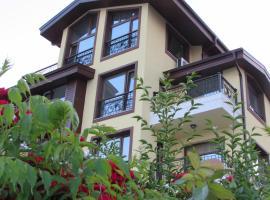 Villa Milagro Apartments, Ravda
