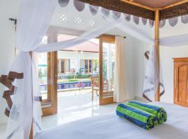 Bingin Surf Left Guesthouse, Ungasan