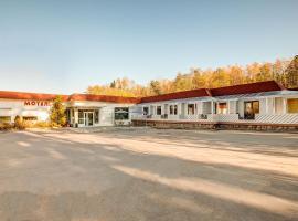 Kirovskie Dachi Motel, Vyborg