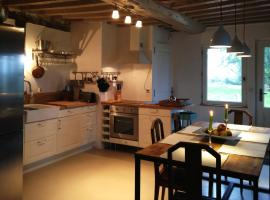 L'oisellerie Cottages, Le Renouard