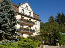 Hotel Jägerhof, Staatsbad Brückenau