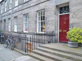 13 Warriston Crescent Edinburgh, Единбург