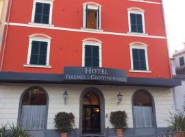 Hotel Firenze e Continentale, لا سبيتسْيا