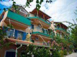 Flevas' Mill Apartments, Vráchos