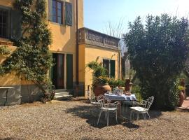 Villa Coli Calci, Calci