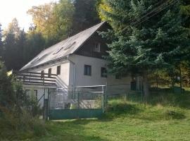 Chata Bucharka, Liberec