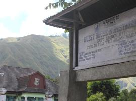 Maria Guesthouse, Sembalunlawang