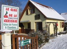 Gîtes Le Clos de la Cerisaie, Thannenkirch