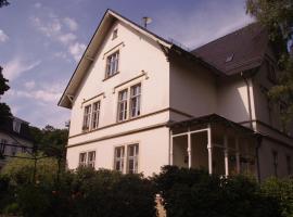 Ferienwohnung Villa Weyermann, Leichlingen