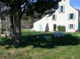 Au Petit Moulin, Bagnols-les-Bains