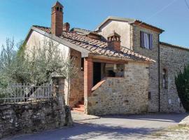 Holiday home Casa Giustina, Policiano