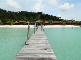 Sok San Beach Bungalows, Koh Rong Island