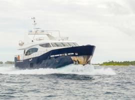 Fantom Yacht, Hulhumale