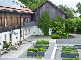 Biohotel Pausnhof, Sankt Oswald