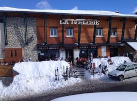 La Bergerie, Saint-Lary-Soulan