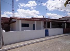 Casa Mobiliada Galinhos, Galinhos