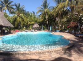Villa Close to the Beach, Mambrui