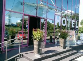 Hotel & Restauracja Glass, Radom