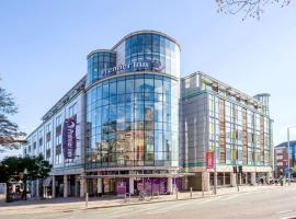Premier Inn Nottingham City (Chapel Bar), Νότιγχαμ