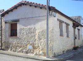 Roca Pintada, Castrodeza