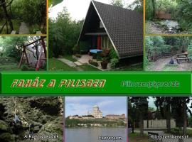 Pilisi Faház, Pilisszentkereszt
