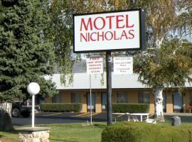 Motel Nicholas, Omak