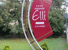 Ferienhaus Elli, Monzelfeld