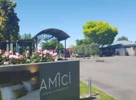 Amici Motel, Hastings