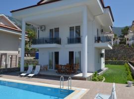 New Age Villa Anch, Oludeniz