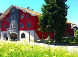 Hotel Metzgerei Schatz, Hohenems