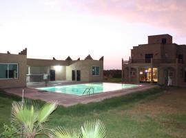 Villa Jojo, El Harbili