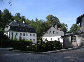Hammerschloss Unterklingensporn, Naila