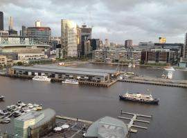 Dockland View Apartment