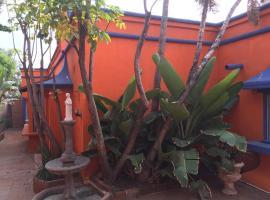 Ocean front 3Bedroom & 2Bath house, Divisadero
