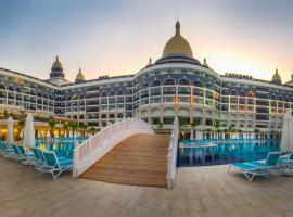 Diamond Premium Hotel & Spa - Ultra All-inclusive, Side