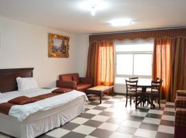 Almehfar Resort, Tanomah