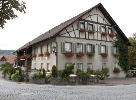 Hotel Gasthaus Hirschen, Kirchdorf
