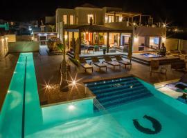 Buddha Villa, Playa Blanca