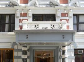 Hotel Deauville, Nova York
