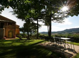 Agriturismo Villa Mazzi, モンテプルチャーノ