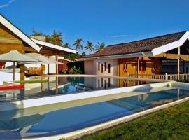 Kawayan Holiday Resort, Cangmunag