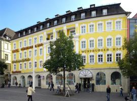 Hotel Würzburger Hof ****, Würzburg