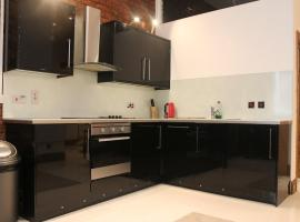 Stylish City Centre Apartment, Manchester