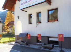 Apartments and Rooms Jozica, Kranjska Gora