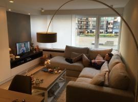 Studio Apartment Van Bunnenplein, Knokke-Heist