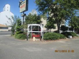 Top Hat Motel, Ritzville