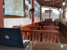 Hotel Flor de Oriente, Baños