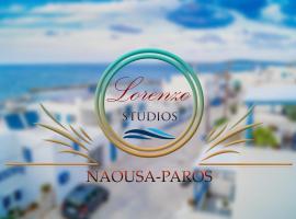 Lorenzo Studios, Naousa